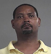 Darrell P. Smith (Source: Louisville Metro Corrections)