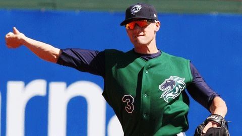Former Trinity star Tyler Kuhn has been an all-star at three minor-league levels.