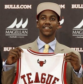 Marquis Teague became the final UK first-round NBA pick to sign his rookie deal.