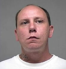 Christopher Melson (Source: Louisville Metro Corrections)