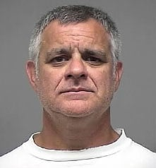 Terry Cushing (Source: Louisville Metro Corrections)