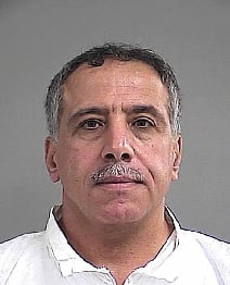 Mahmoud Yousef Hindi (source: Louisville Metro Department of Corrections)