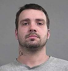 Christopher Probus (Source: Louisville Metro Corrections)
