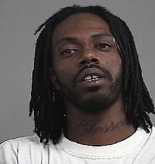 Jesse Taylor II (Source: Louisville Metro Corrections)
