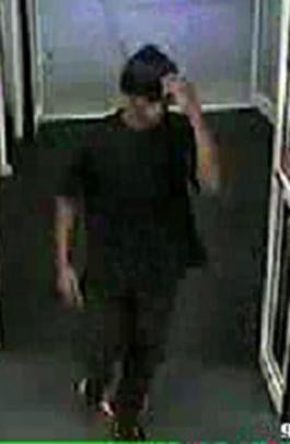Surveillance image from Metro Police