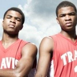 The Harrison twins will choose either Kentucky or Maryland Thursday afternoon in Houston.