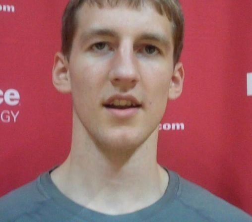 Cody Zeller did not rely on Photoshop to add 15 pounds to his seven-foot frame.