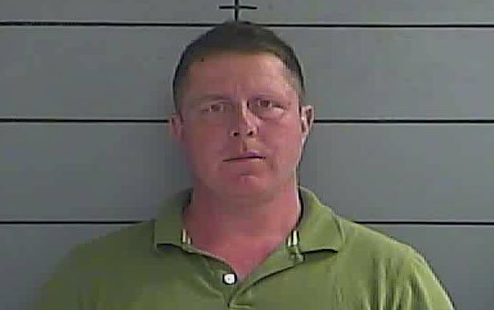 Billy Stotts, Jr. (Source: Oldham County Jail)