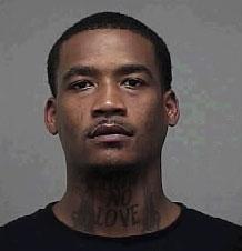 Chesimon Jones (Source: Louisville Metro Corrections)