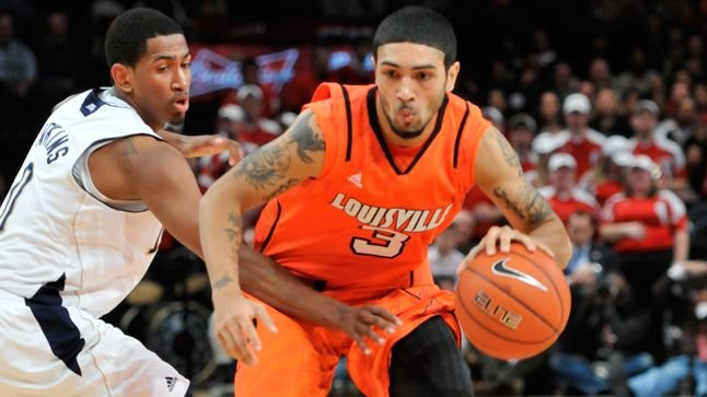 Peyton Siva says he is one of three U of L players who could have been voted pre-season Big East Player of the Year.