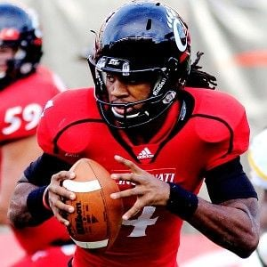 UC quarterback Munchie Legaux said he was a better quarterback than Teddy Bridgewater.
