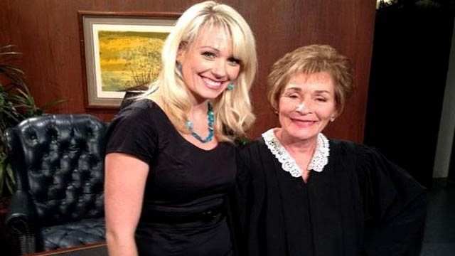 Behind the Scenes with Judge Judy - WDRB 41 Louisville News