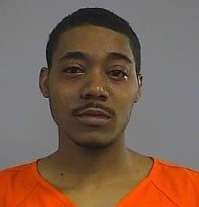 Romont Halsell (Source: Louisville Metro Corrections)