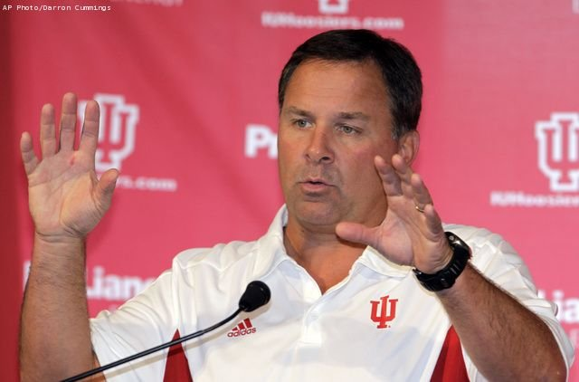 Indiana plays the biggest game of the Kevin Wilson Era against Wisconsin today.