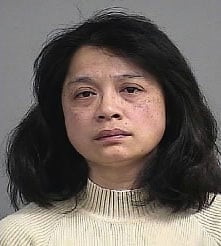 Fengshan Huang (Source: Louisville Metro Corrections)