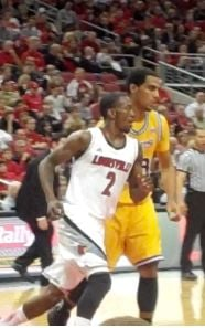 Russ Smith scored a career-high 31 points as Louisville defeated Missouri-Kansas City.