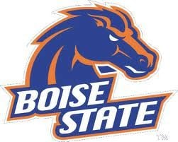 In 2013, the Louisville football team visits Boise State, where the Broncos are 29-2 the last five seasons.