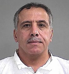 Mahmoud Hindi (Source: Louisville Metro Corrections)