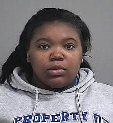 Diamond Maddox (Source: Louisville Metro Corrections)