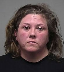 Kimberly Sweazy (Source: Louisville Metro Corrections)