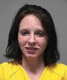 Amanda Dudek (Source: Louisville Metro Corrections)