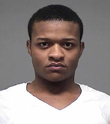 Deshawn Farrell (Source: Louisville Metro Corrections)