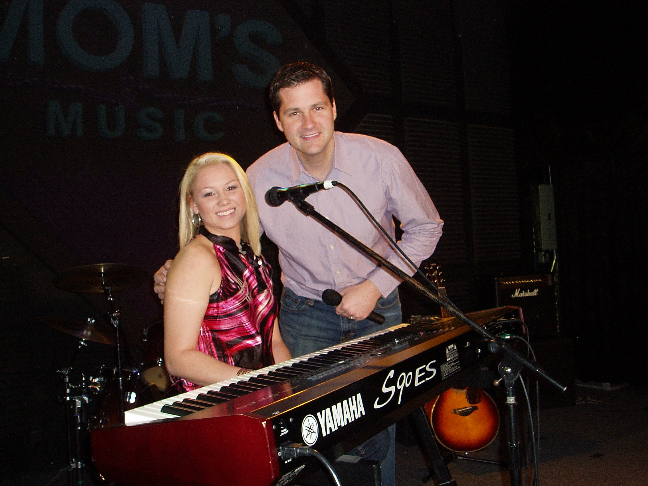 Emmy Bodner of Georgetown, Indiana won the 2010 Fox in the Morning Idol
