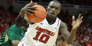 Getting Gorgui Dieng was better than getting Fab Melo for Louisville.