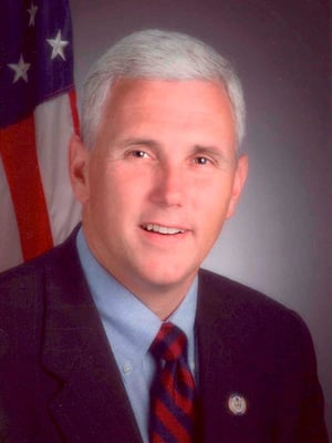 Ind. Gov. Mike Pence