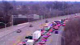 Still photo from TRIMARC traffic camera