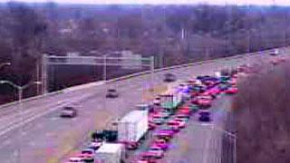 Still photo from TRIMARC traffic camera
