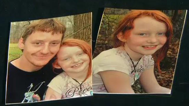 John Denton and his daughter, Kara