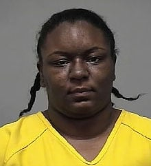 Shawnitria Boyer (Source: Louisville Metro Corrections)
