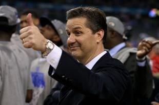 John Calipari's Kentucky basketball team still needs a win against a Top 50 opponent.