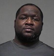 Melcome D. Foreman (Source: Louisville Metro Corrections)