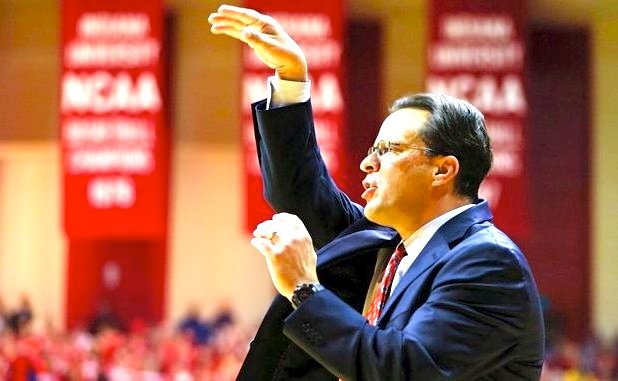 Tom Crean's Indiana team is ranked first by the human polls, but not by the three leading college basketball computer formulas.