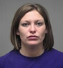 Megan Mattingly (Source: Louisville Metro Corrections)
