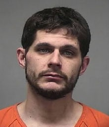 Jason Harmon (Source: Louisville Metro Corrections)