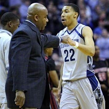 Georgetown's John Thompson III and Otto Porter have been the best coach and player in the Big East this season.