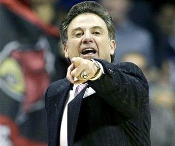 Tradition matters to Louisville's Rick Pitino, and he'd love to win a share of the final Big East championship on Saturday.