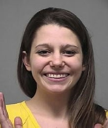 Kristen Lafave (Source: Louisville Metro Corrections)