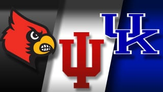 Louisville is the top seed in the Midwest, and Indiana the top seed in the East for the 2013 NCAA Tournament.