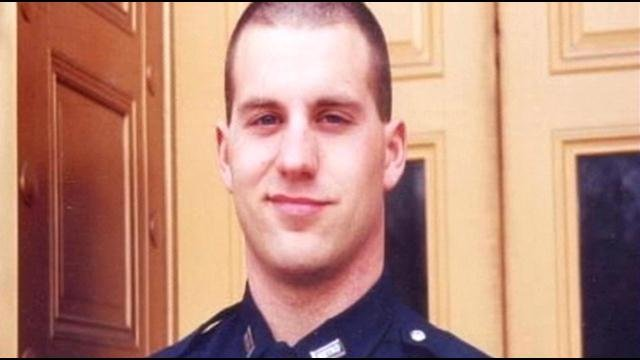 LMPD Officer Pete Grignon was killed in the line of duty on March 23, 2005.