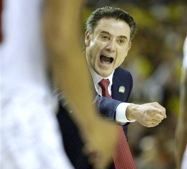 Rick Pitino is primed to become the first coach to win NCAA men's basketball titles at two schools on Monday night.