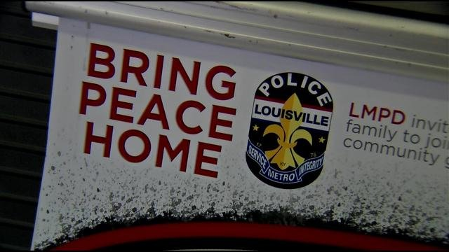 LMPD holds a community forum to discuss dating violence and sexual assault prevention