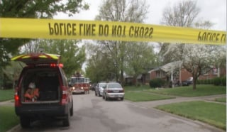 Louisville Metro Police remove meth lab from Buechel home