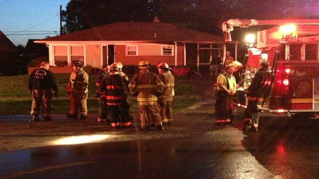 Crews from the Buechel Fire Department responded to several fires early April 30.