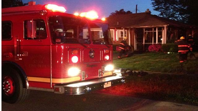 No one was injured in a Buechel house fire April 30 that started around 5 a.m. in the 3700 block of Rosemont Blvd.