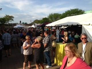 Wine Fest at Belvedere