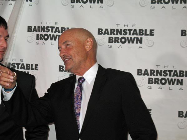 Terry O' Quinn at the 2010 Barnstable Brown Derby Eve Gala.